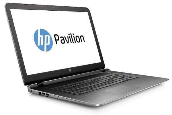 HP Pavilion 17-g144nf à 599€, PC portable 17 pouces Skylake Radeon R7