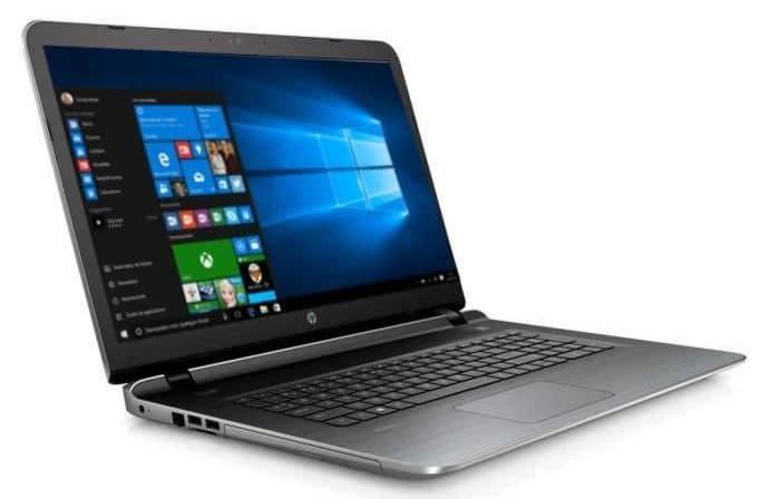 """<span class=""""tagtitre"""">Soldes 549€ - </span>HP Pavilion 17-g172nf, PC portable 17 pouces Core i7 940M"""