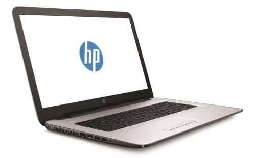 HP Pavilion 17-x004nf en vente flash à 479€, PC portable 17 pouces bureautique