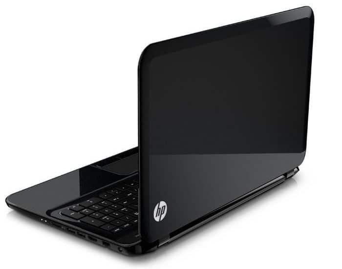 "HP Pavilion Sleekbook 15-b107sf, 15.6"" avec Core i3 Ivy Bridge, 500 Go, 2.1 Kg"