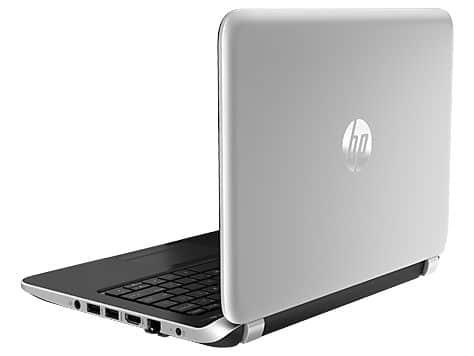 """<span class=""""toptagtitre""""><del datetime=""""2014-09-06T14:55:45+00:00"""">Promo 249€+imprimante (-100€ ODR) ! </span></del>HP Pavilion TouchSmart 11-e040ef, 11.6"""" tactile, Dual Core, 500 Go : 419€"""