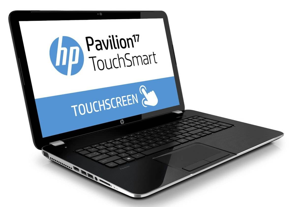 "<span class=""tagtitre"">Promo 699€ - </span>HP Pavilion TouchSmart 17-e162nf, 17.3"" tactile: Core i7 Quad Haswell, 6 Go, 1 To, HD8670M,749€"