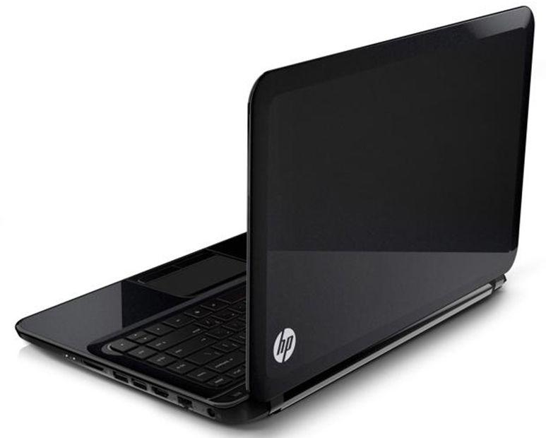 "<span class=""tagtitre""><del>Soldes 399€ - </span>HP Pavilion TouchSmart Sleekbook 14-b155sf à 549€, Ultrabook 14"" tactile : Core i3, 750 Go</del>"