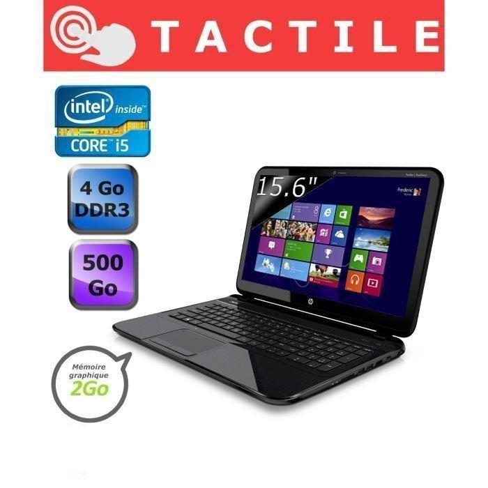 "<span class=""tagtitre""><del>Promo 549€ - </span>HP Pavilion TouchSmart Sleekbook 15-b161ef, 15.6"" tactile : Core i5 Ivy Bridge, GT 630M</del>"