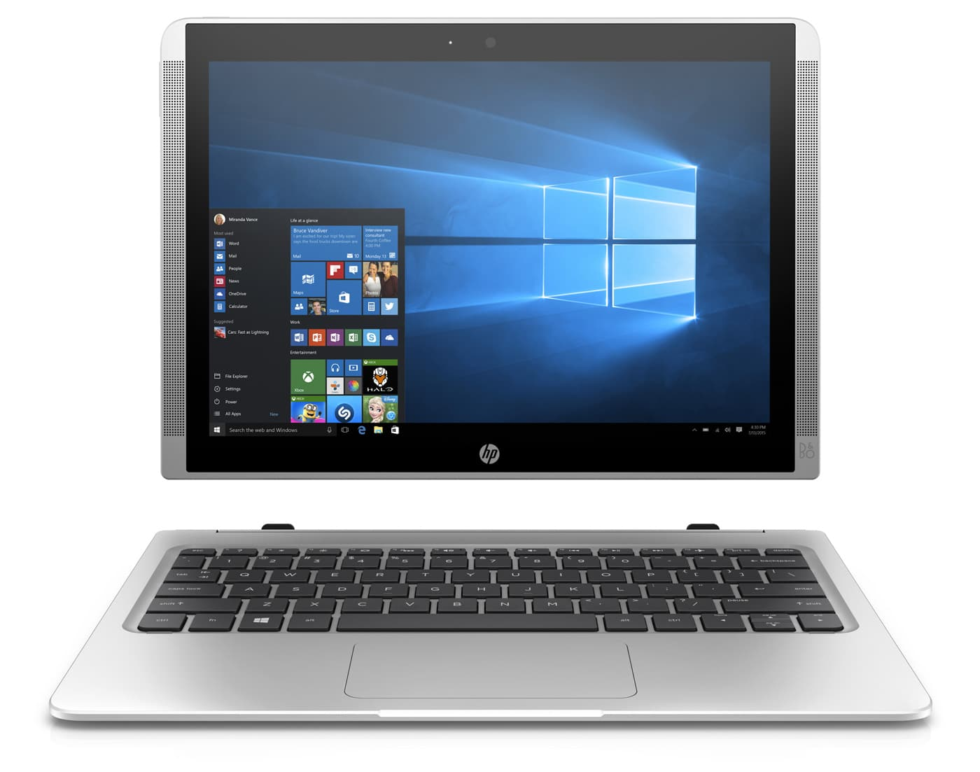 "<span class=""toptagtitre"">Promo ! </span>HP Pavilion x2 12-b101nf, tablette 12"" avec dock SSD128 Full IPS à 499€"
