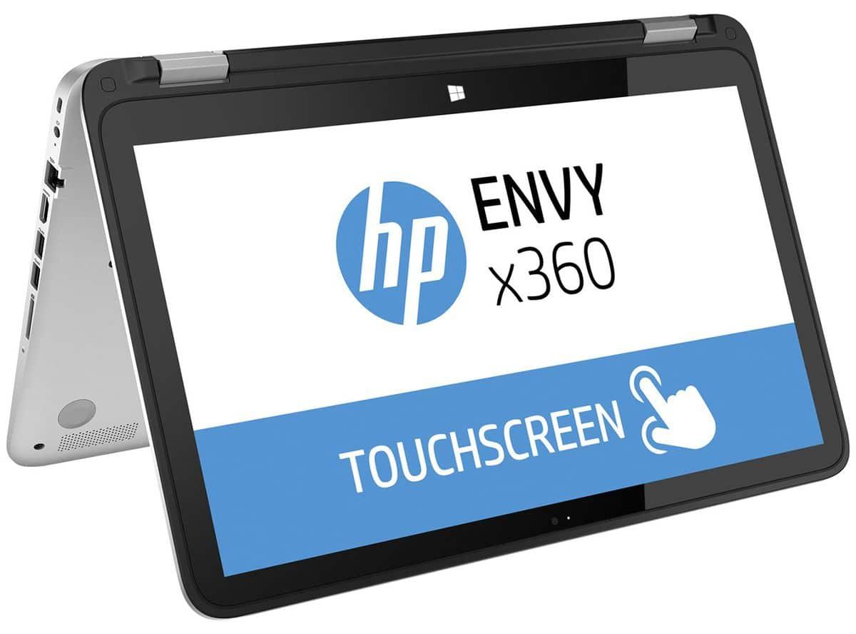 """<span class=""""tagtitre"""">Promo 399€ - </span>HP Pavilion x360 13-a201nf à 549€, 13.3"""" tactile/Tablette"""