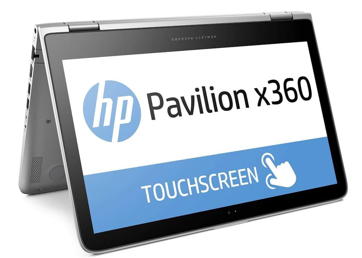 HP Pavilion x360 13-s003nf vente flash 479€ (-100€), 13 pouces IPS tactile/Tablette