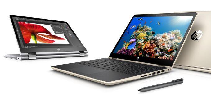 HP présente de nouveaux PC portables convertibles Tablette Pavilion x360