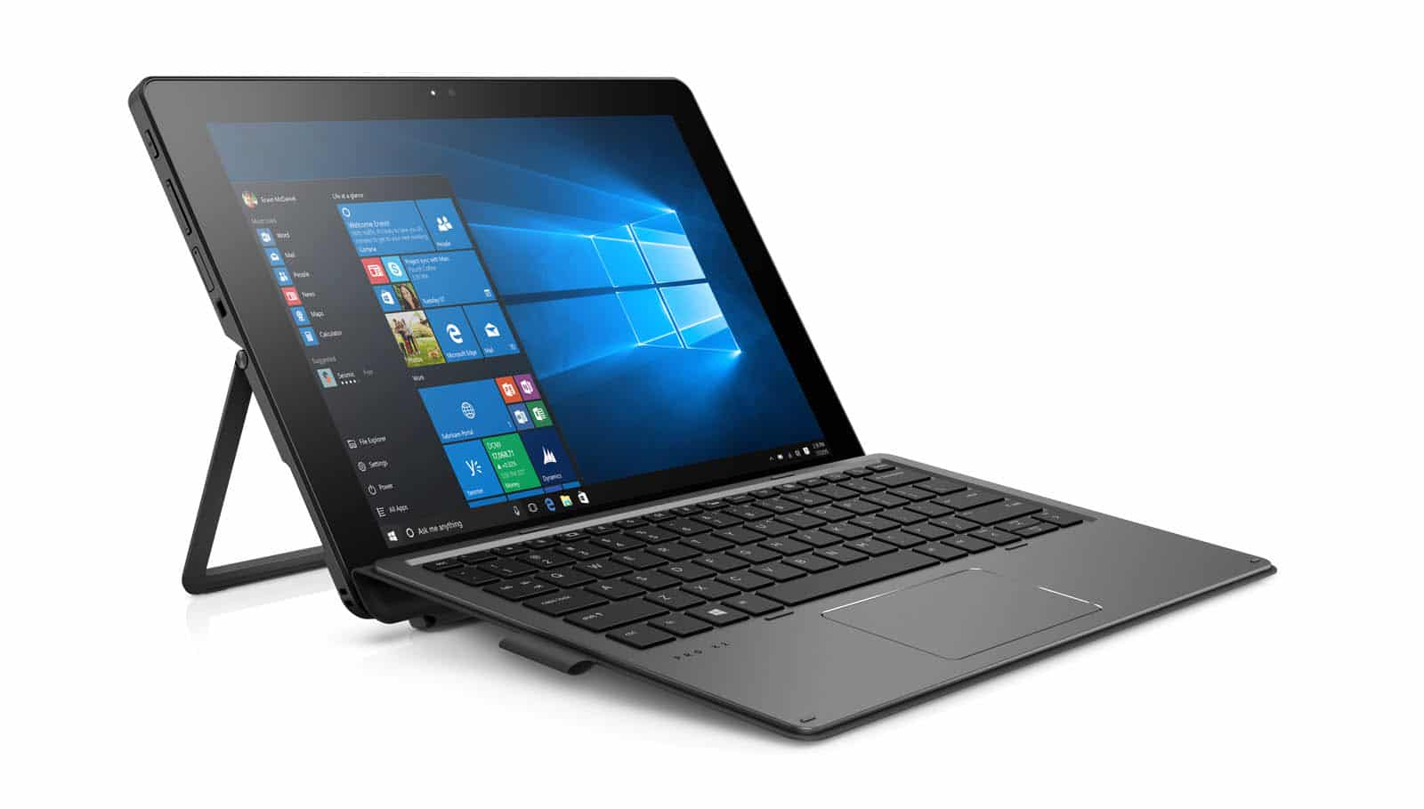 "<span class=""tagtitre"">MWC 2017 - </span>HP Pro x2 612 G2, nouvel hybride 12 pouces robuste Kaby Lake"