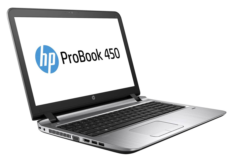 HP ProBook 450 G3 à 669€, PC portable 15 pouces mat SSD Skylake Win 7 Pro