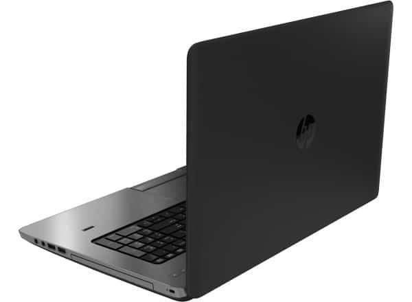 "HP ProBook 470 G0, 17.3"" mat à 447€ avec Pentium Dual Core Ivy Bridge, 500 Go"