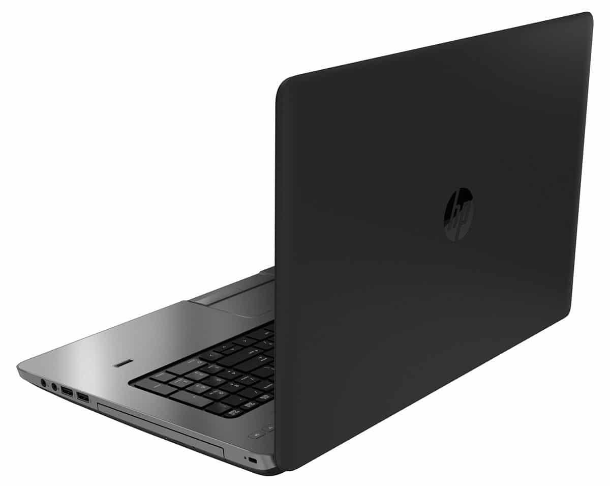 "HP ProBook 470 G1, 17.3"" mat à 669€ : Core i3 Haswell, HD8750M, Win 7/8 Pro, 8h"