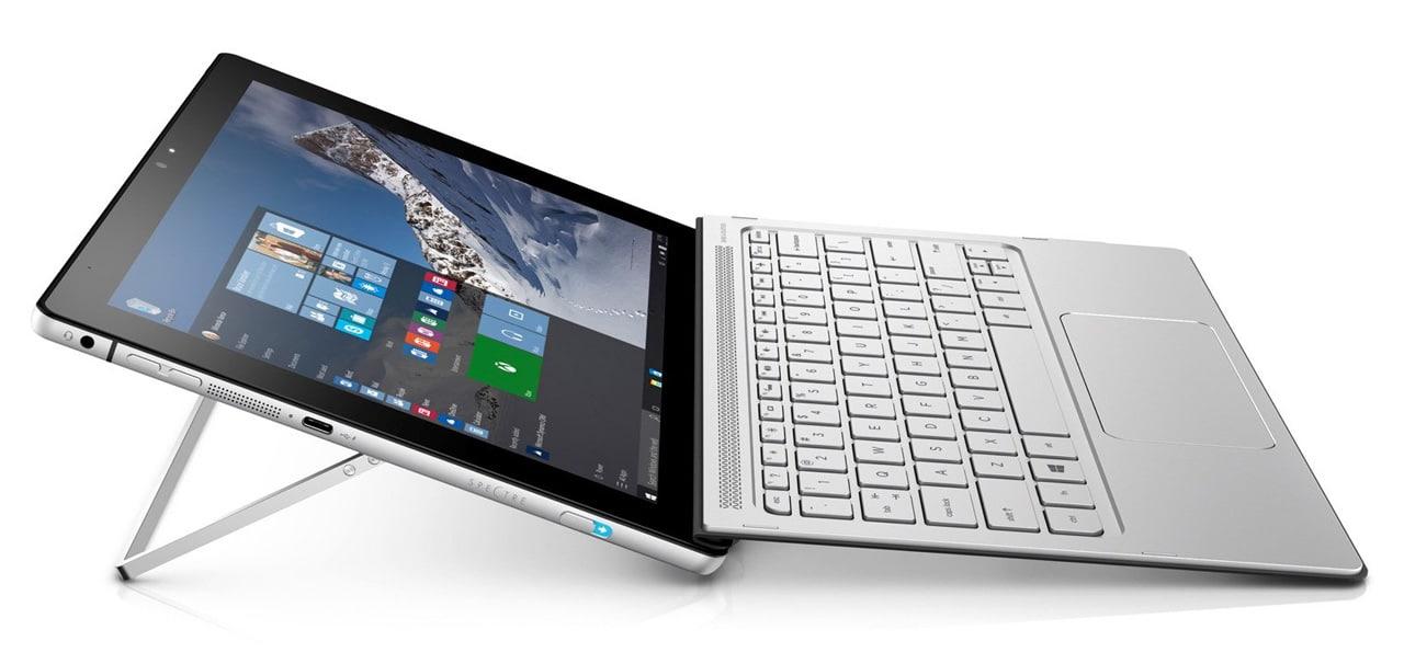 HP Spectre X2 12-a000nf, Ultrabook 12 pouces tactile/Tablette SSD 3D à 899 euros