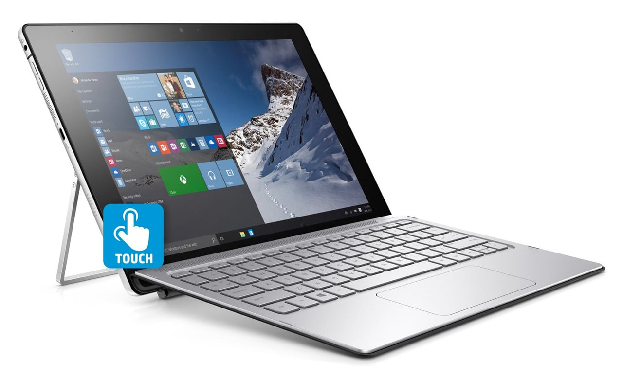 HP Spectre x2 12-a003nf, ultrabook/tablette 12 pouces SSD Full IPS promo 799€