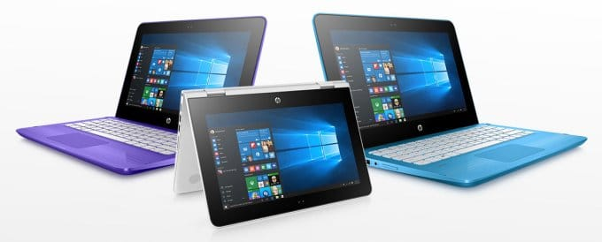 HP Stream, nouveaux PC portables Windows 10 de 199 à 249 dollars