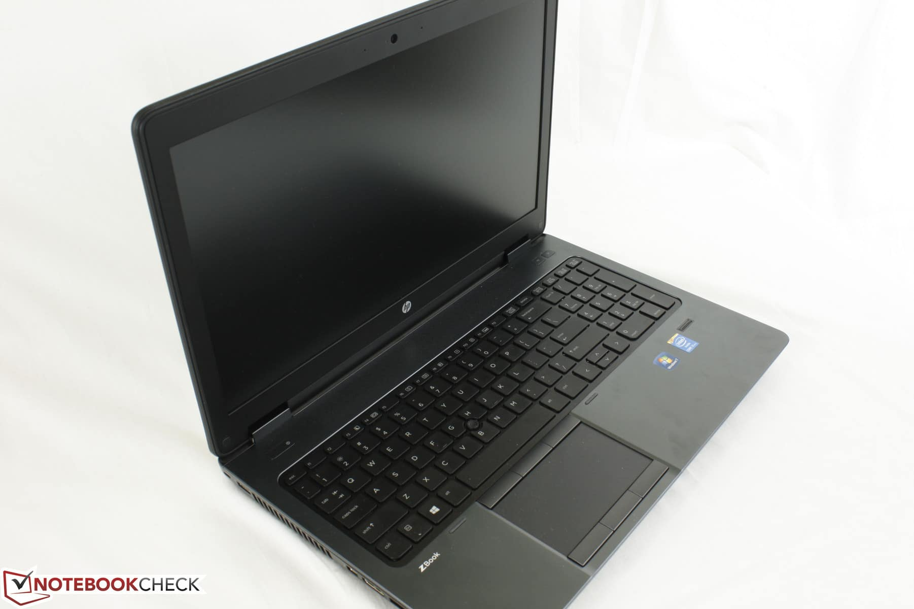 Revue de presse des tests publiés sur le Web (HP ZBook 15)