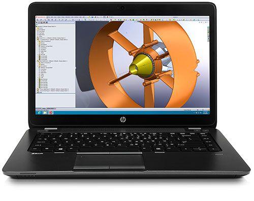 IDF 2013 HP ZBook 14 15 17 3