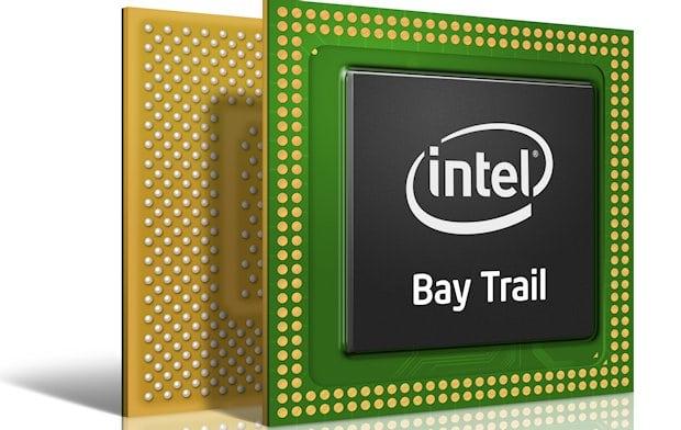"""<span class=""""tagtitre"""">IDF 2013 - </span>Processeurs Intel Bay Trail : Atom, Celeron, Pentium pour portables, Tablette et 2en1"""