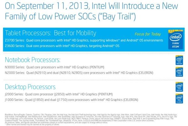 IDF 2013 Intel Bay Trail 6
