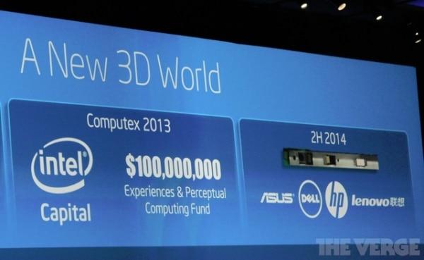 """<span class=""""tagtitre"""">IDF 2013 - </span>webcams à détection de mouvement sur les portables Asus, Dell, HP et Lenovo en 2014"""
