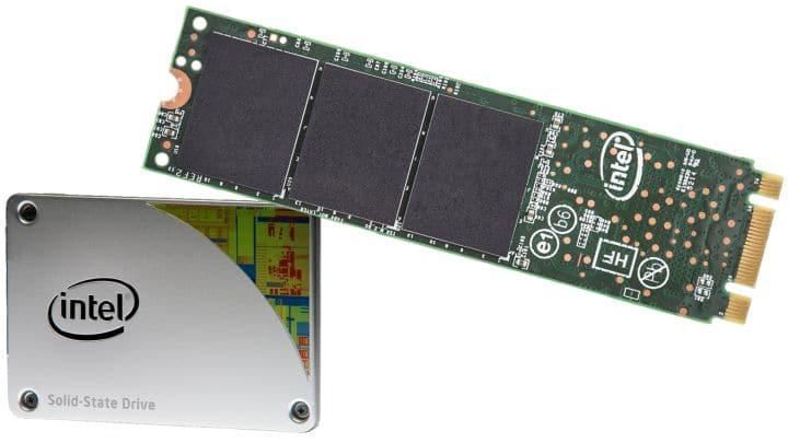 Intel officialise ses nouveaux SSD 535 Series