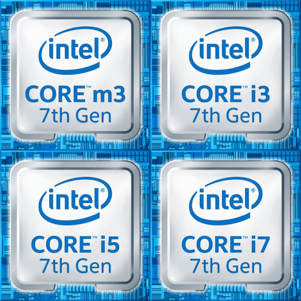 Intel Kaby Lake 7gen