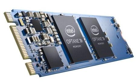 Intel présente ses SSD Optane Memory grand public… dans de petites capacités