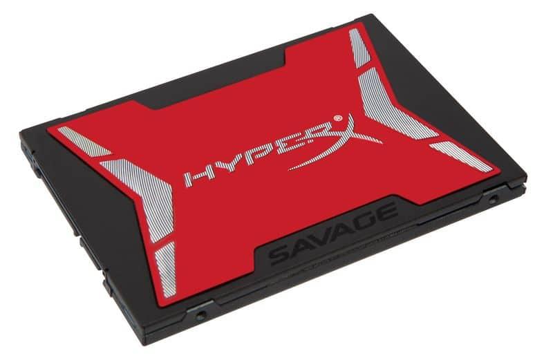 """<span class=""""tagtitre"""">Bon Plan - </span>SSD Kingston HyperX Savage de 240 Go en promo à 89 euros"""