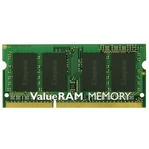 Kingston So-DIMM ValueRAM DDR3 8 Go barrette mémoire Réductions Rue du Commerce