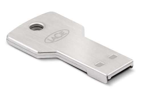 """<span class=""""tagtitre"""">Bon Plan - </span>Clé USB LaCie PetiteKey de 16 Go à 15.9€ chez Materiel.net"""