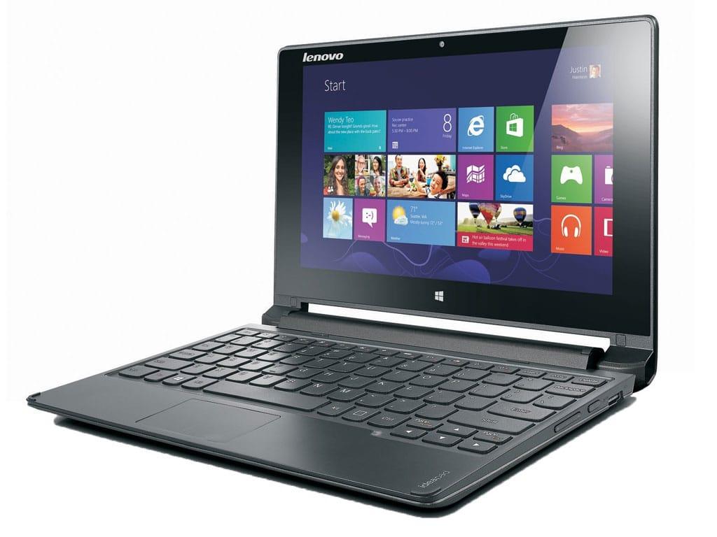 """Lenovo Flex 10, ultraportable 10.1"""" tactile avec Pentium Quad Core Bay Trail et 500 Go à 399€"""