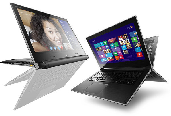"Lenovo Flex 15D en vente flash à 399€, 15.6"" tactile : Radeon HD 8570M, APU Quad Core A4 Kabini, 500 Go"