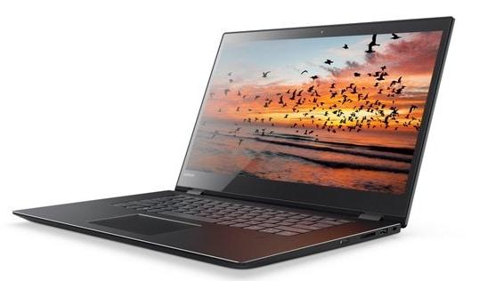 """Lenovo Flex 5, nouvel Ultrabook hybride 14"""" et 15"""" Kaby Lake IPS 4K 940MX"""