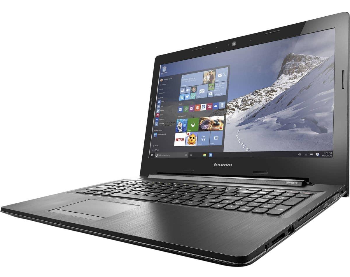 "<span class=""tagtitre"">Soldes 399€ - </span>Lenovo G50-80, PC portable 15 pouces 6 Go Radeon R5 Core i3"
