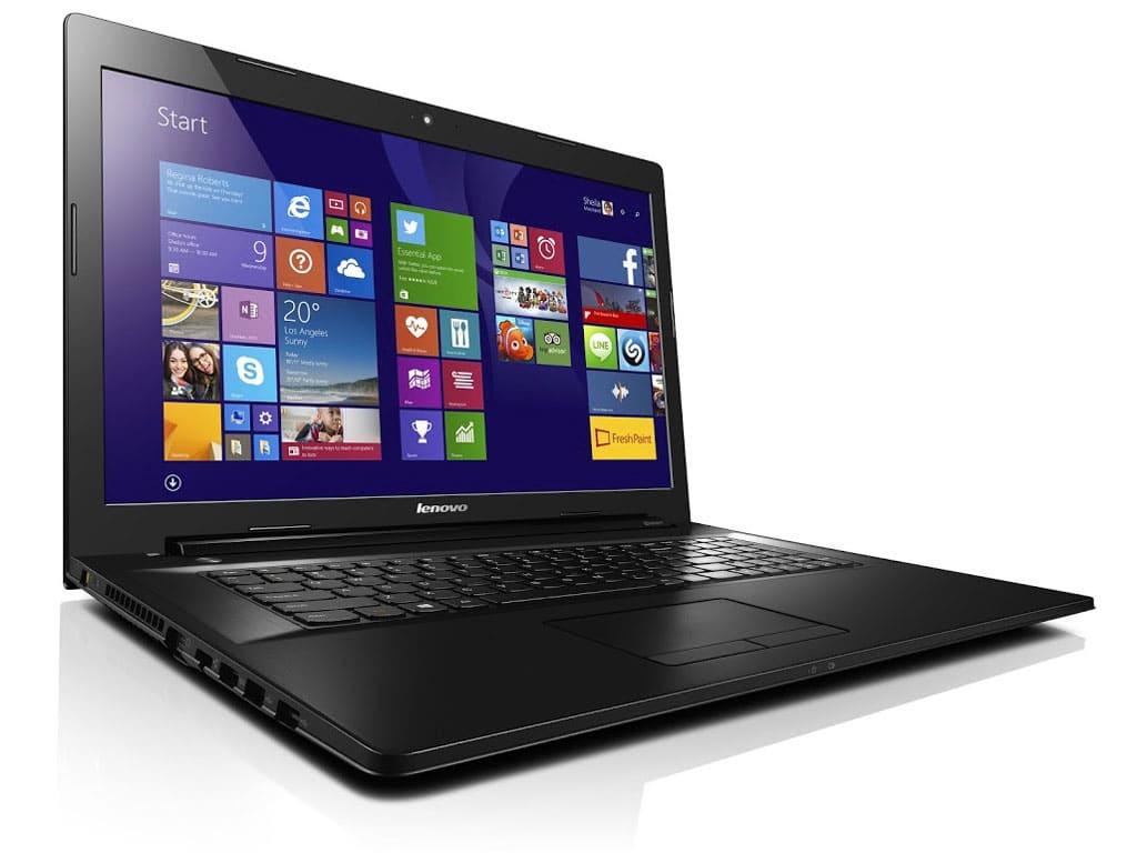 Lenovo G70-70 en vente flash à 499€ (TVA remboursée), PC portable 17 pouces