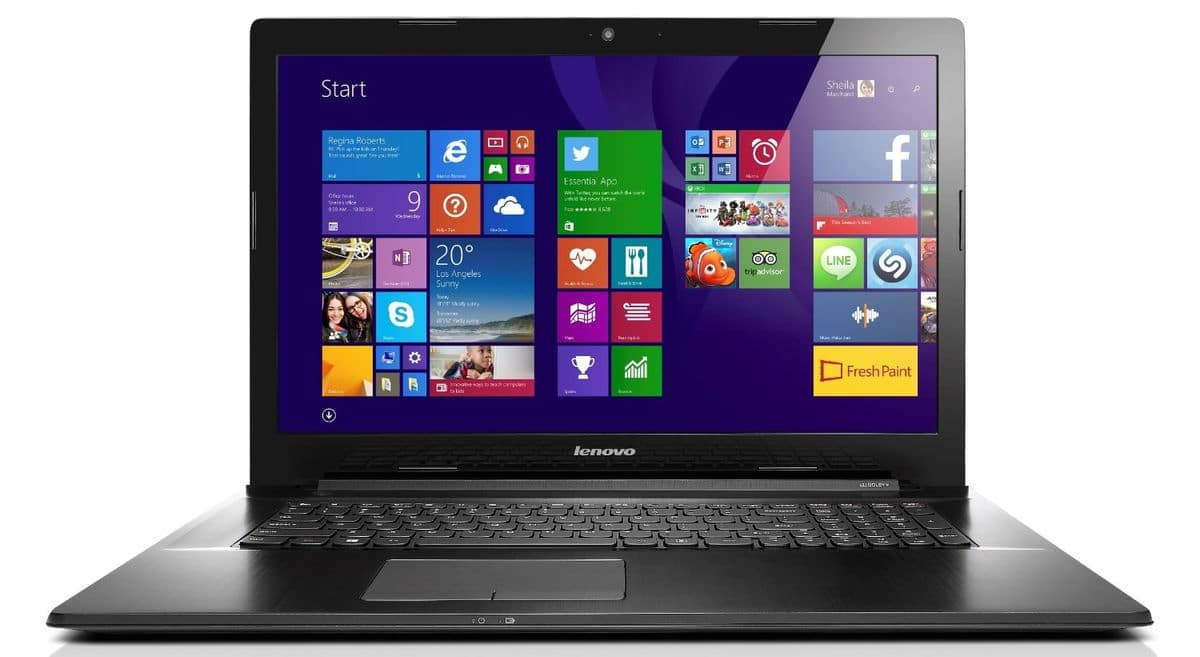 """<span class=""""toptagtitre"""">Promo ! </span>Lenovo G70-80 en vente flash à 399€, PC portable 17 pouces i3 920M"""
