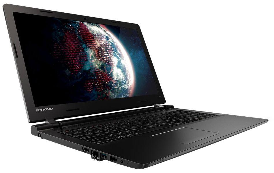 """<span class=""""toptagtitre"""">Promo 299€ ! </span>Lenovo IdeaPad 100-15 à 349€, PC portable 15 pouces mat basique"""