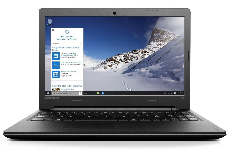 Lenovo IdeaPad 100-15IBY à 399 euros, PC portable 15 pouces bureautique 8 Go