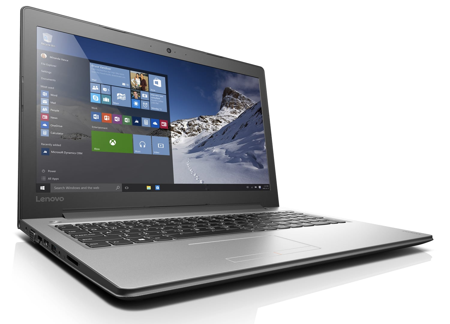 Lenovo IdeaPad 310-15IKB à 599€, PC portable 15 pouces Full SSD i5 Kaby 920M