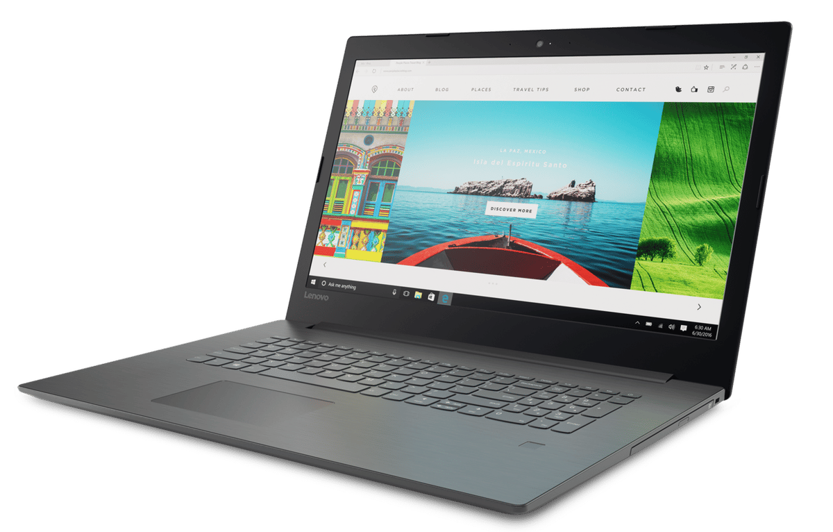 Lenovo IdeaPad 320(S), nouveaux Ultrabook de 14, 15 et 17 pouces Kaby Lake