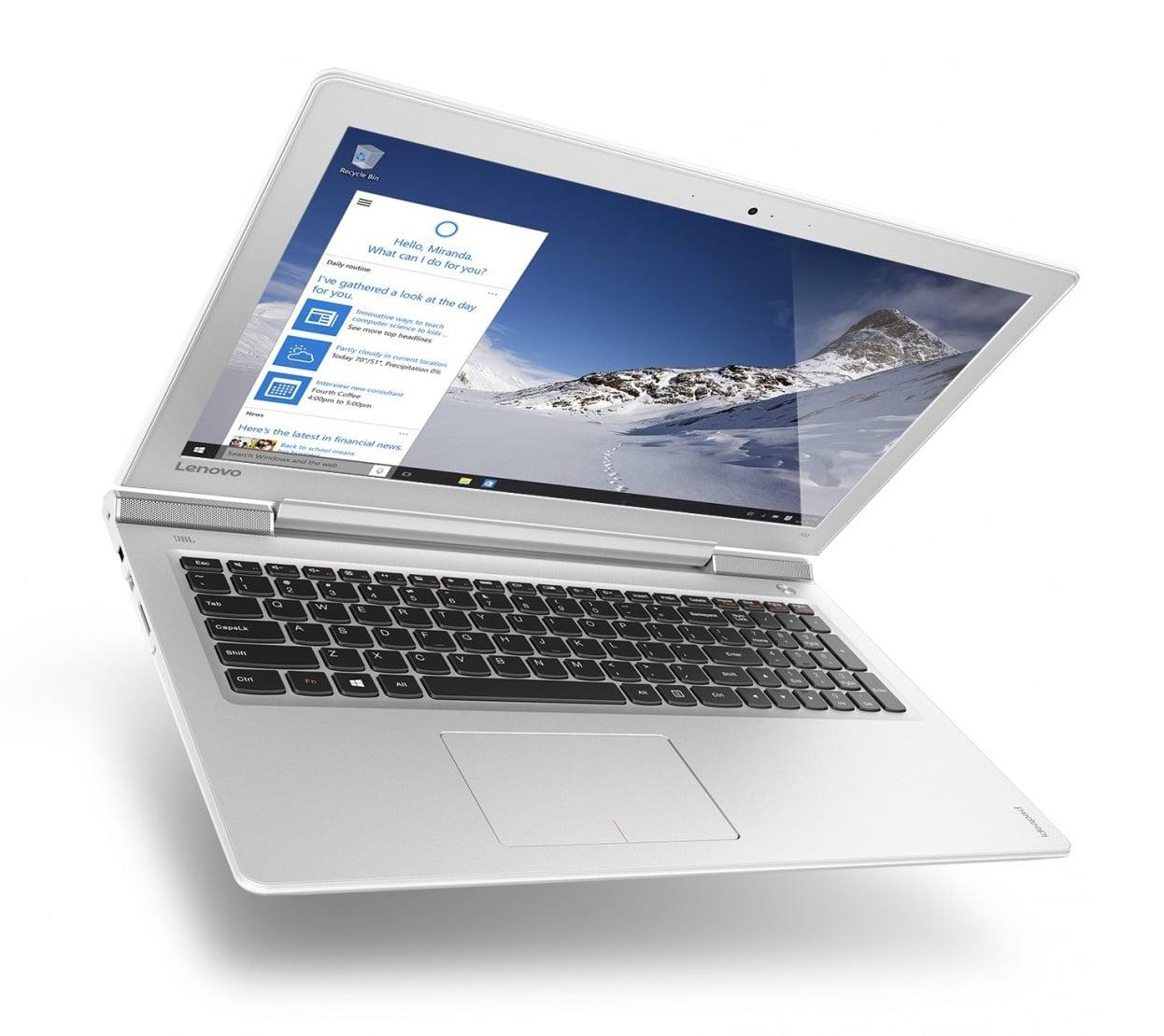"Lenovo IdeaPad 700-15ISK, PC portable 15"" IPS mat Full GTX Quad (549€)"