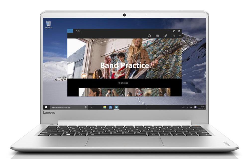 Lenovo IdeaPad 710s-13ISK à 719€, Ultrabook 13 pouces Full IPS i5 SSD 256 Go