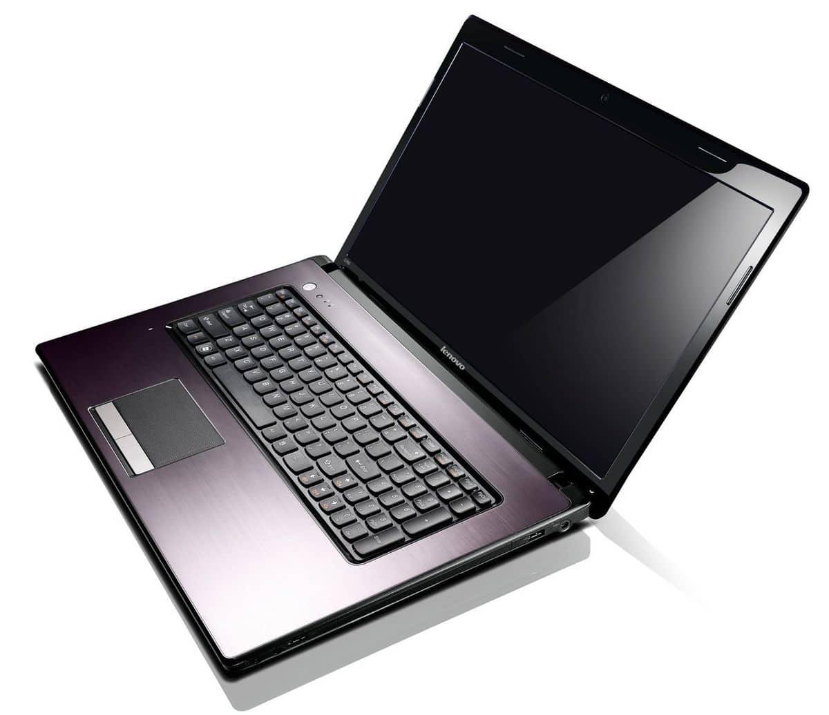 """Lenovo IdeaPad G780, 17.3"""" polyvalent avec Core i5 Ivy Bridge, GT 635M, 1000 Go à 699€"""