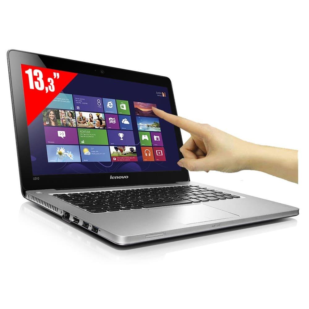"""<span class=""""tagtitre"""">Màj tablette offerte - </span>Lenovo IdeaPad U310 Touch, 13.3"""" tactile à 448€ avec Core i3 Ivy Bridge, SSD/500 Go"""