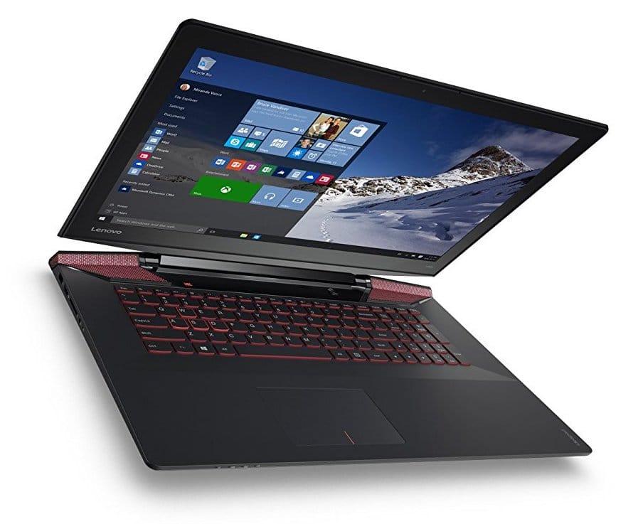 "<span class=""tagtitre"">Promo - </span>Lenovo Ideapad Y700-17ISK, PC portable 17"" SSD GTX 8Go Quad IPS 749€"