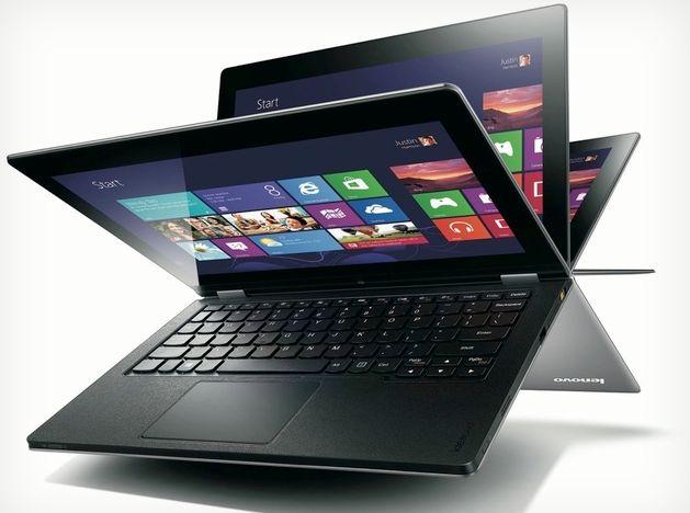 Lenovo IdeaPad Yoga 11S tactile bientôt sous Windows 8 avec un processeur Ivy Bridge Y