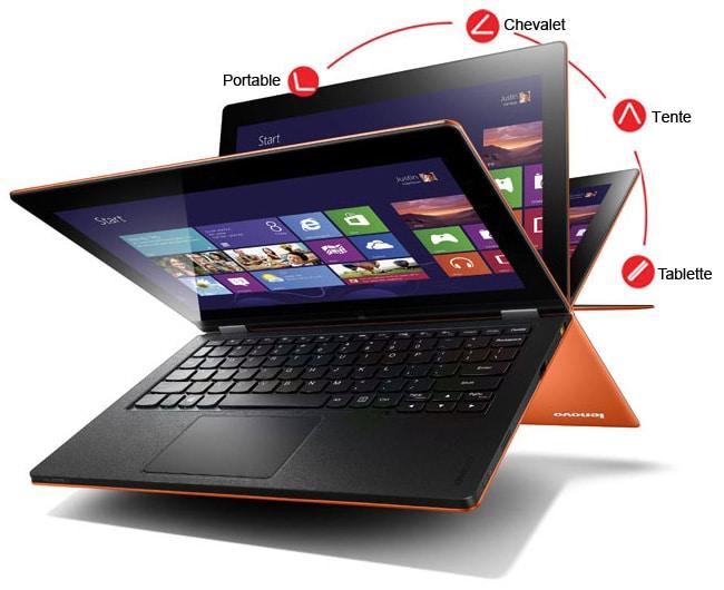 "<del datetime=""2014-04-23T14:32:15+00:00"">Soldes 499€!</del>Lenovo Yoga 11S, Ultrabook 11.6"" IPS tactile/Tablette : Core i3, SSD 128 Go à 799€"