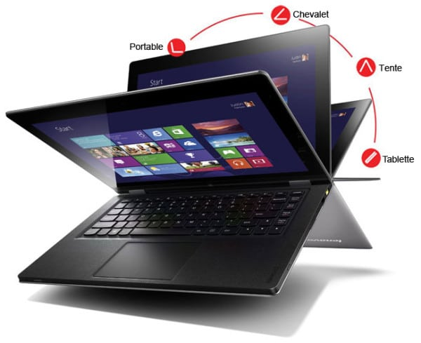Lenovo IdeaPad Yoga 13 2