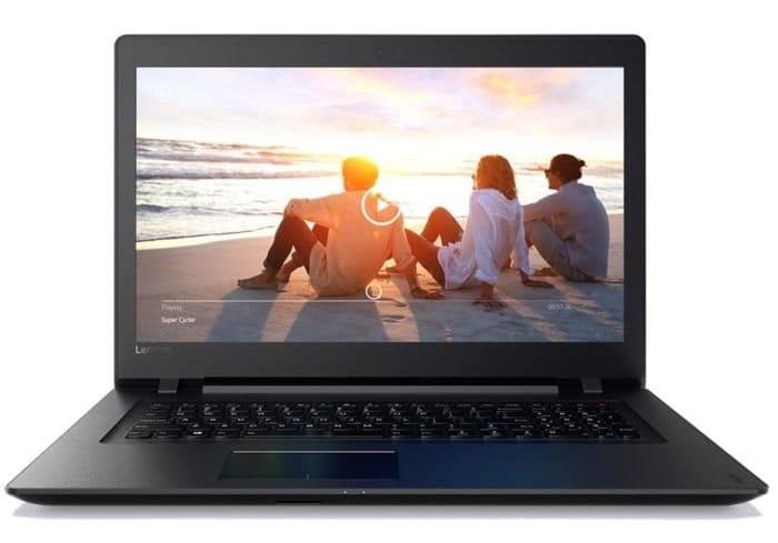 Lenovo Ideapad 110-17IKB, PC portable 17 pouces Core i5 (490€)