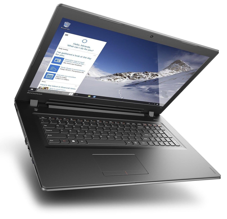 Lenovo Ideapad 300-17ISK, PC portable 17 pouces 2 To Core i7 8 Go (579€)